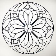 rose window design - Google Search
