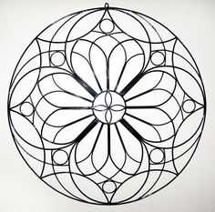 rose window design - Google Search