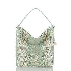 734f38053c Harrison Hobo Bag - Opal Seville. I want this one! Brahmin Bags
