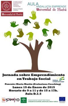 #Jornada sobre #Emprendimiento en #Trabajo #Social #Huelva