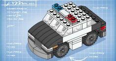 FREE LEGO Shark Mini Model Build on http://www.freebiescouponsdeals.com/