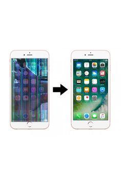 VÝMĚNA ROZBITÉHO DISPLEJE Apple iPhone 6s Iphone 6s Original, Iphone Insurance, Mobiles, Apple Iphone, Display, Floor Space, Billboard, Mobile Phones