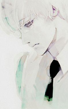 """ ""Tokyo Ghoul → Random Male Characters + Ending Cards"" """