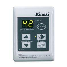 Hot Water System Universal Controller - Rinnai Australia