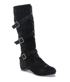 Guava Women Black Long Boots, http://www.snapdeal.com/product/guava-women-black-long-boots/447118835