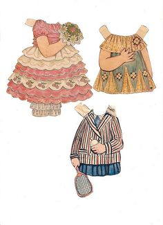 Dolly Dingle ~ Grace Drayton ~ Clothes by Suzee Que, via Flickr