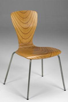 Tapio Wirkkala Nikke chair Mid-century Modern, Modern Design, Vintage Furniture Design, Ceramic Artists, Glass Design, Scandinavian Design, Icon Design, Architecture Design, Glass Art