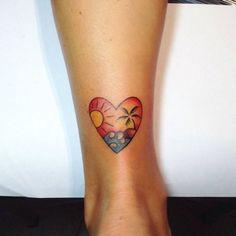Tropical Tattoo Ideas | POPSUGAR Smart Living UK