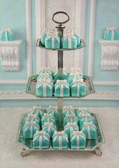 Tiffany Tower! Must for baby or bridal shower