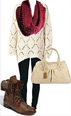 Cute outfit....