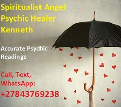 Love and Marriage Psychics, Call / WhatsApp: Psychic Love Reading, Love Psychic, Spiritual Healer, Spirituality, Witchcraft Love Spells, Are Psychics Real, Medium Readings, Ecuador, Jamaica