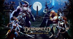 Deadbreed® – Undead Beta Pack steam Key - PC