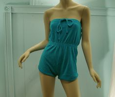 Tube-Top Shorts...the height of summer fashion in the 70s LOL I loved these! so comfy