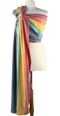Girasol Ring Sling Light Rainbow