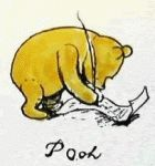 Winnie the Pooh/first published Oct. 14, 1926.   Written by A.A. Milne  (1882-1956)