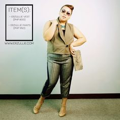 "Erzullie Fierce Plus Size Fashion Philippines: PLUS SIZE STYLE: #OOTD ""TAKE FLIGHT"""