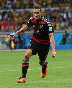 Germany: Miroslav Klose
