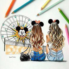 Illustration Amis