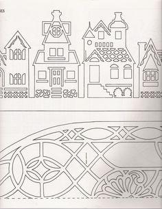 Victorian row houses-2