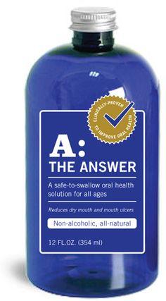 The Answer Oral Care   The Answer Oral Care