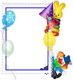 birthday free transparent | Happy Birthday Transparent PNG Party Frame