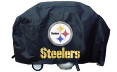 Pittsburgh Steelers Grill Cover Deluxe