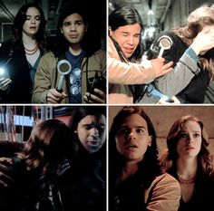 [gifset] #1x09 #TheManInTheYellowSuit #CiscoRamon #CaitlinSnow