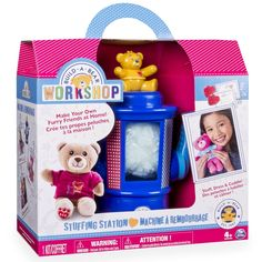 Amazon.com: Build-A-Bear Workshop - Stuffing Station: Toys & Games