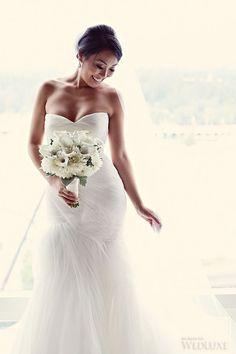 A Glam Gold, Black, & Ivory Wedding | WedLuxe Magazine