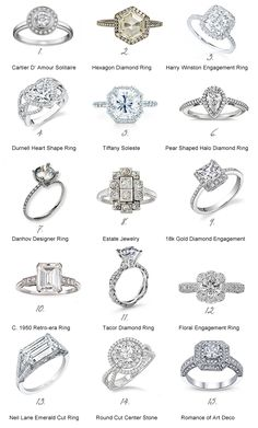Designer Engagement Rings | Engagement Ring Options: Getting the Best Deal when Shopping | Wedding ...