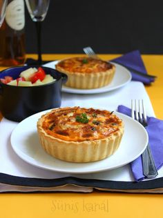 Quiche Lorraine, Tart Recipes, Lemon, Food And Drink, Pie, Yummy Food, Sweets, Lunch, Dinner