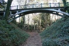 The bridge between life and death for Sir Ivor Flood at Alum Chine - Assurance - http://myBook.to/Assurance