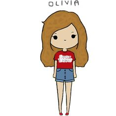 Olivia map