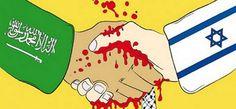 arabie_israel1  DEUX  PAYS CRIMINELS DU MOYEN ORIENT DONC LA PALESTINE OCCUPER ILLÉGALEMENT PAR LES SIONISTES (L'ONU APPROUVE) il ne fait rien pour  faire appliquer les résolutions