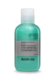 Bath n Scrub Anthony Invigorating Rush Hair plus Body Wash 34 oz -- Check this awesome product by going to the link at the image.