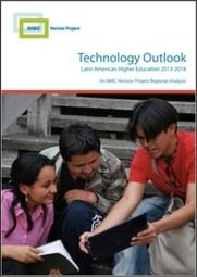 It's Here! Technology Outlook for Latin American Higher Education 2013-2018 | The New Media Consortium