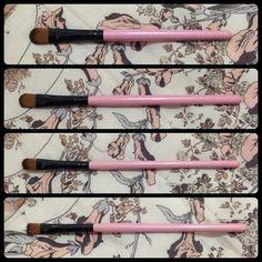 ENHANCE COSMETICS: 15 Piece Makeup Brush Set