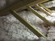 As you get those first big heating bills due to our rainy winter weather, you may want to finally take care of the old insulation that is no longer doing its job in your attic or crawl space.