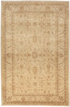 "Hand Knotted Pakistan Rug - 6'7"" x 10'"