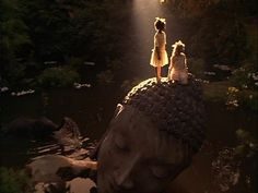 whatever real or fictional part of india they filmed this part of a little princess in.