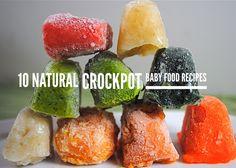 10 Natural Crockpot