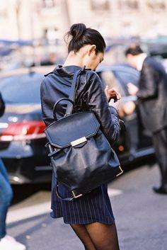 Paris Fashion Week AW 2015....Chiharu