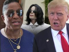 Jermaine Jackson to Donald Trump -- Sit Down! You're No Friend of MJ