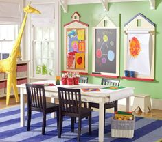 play room/ homeschool room