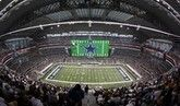 Dallas Cowboys Stadium in Arlington Texas
