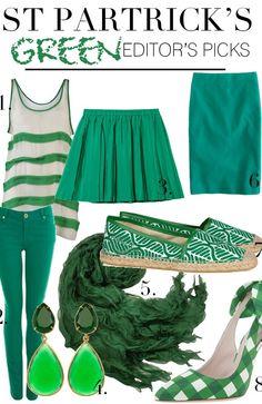 saint patricks day outfit