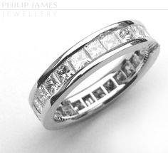 An eternity ring for Christmas this year? Perhaps....?