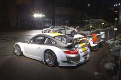 Porsche 911 GT3 RSR Picture #10, 2011
