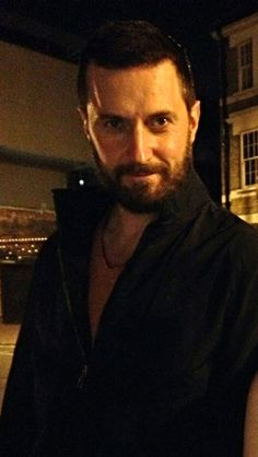Richard Armitage....hmmm, I'd love to be on his security detail..lol