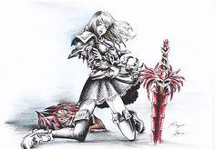 Pyrrha z Soulcalibur - Level 68 - http://whitecandy.pl/pyrrha-z-soulcalibur-level-68/